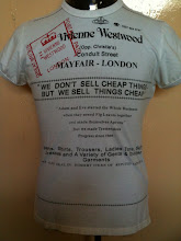 VIVIENNE WESTWOOD SHIRT VERY RARE (strictly not for sale!!)