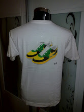 BATHING APE JAMAICA EDITION SHIRT very rare design (back)