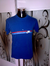 VINTAGE NIKE BLUE TAG 50/50 SHIRT (1) (STRICTLY NOT FOR SALE!!!)