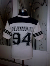 VINTAGE HAWAII 94 KAIN SAMBUNG 50/50 T SHIRT (SOLD!!!)