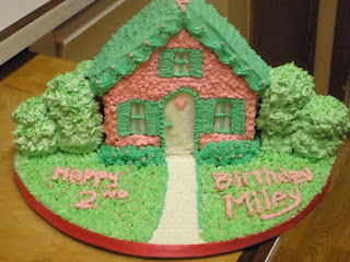 Sammy B S Cakes And More Doll House Cake