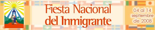 Fiesta Nacional del Inmigrante 2008