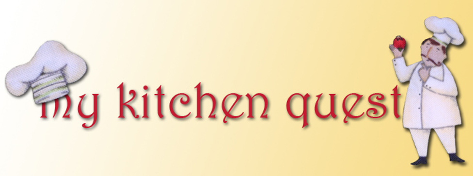 My Kitchen Quest