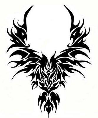 Tatto Punggung Art Tato