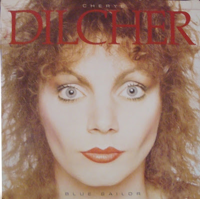 Cheryl Dilcher - Blue Sailor (Butterfly, Fly 003), 1977
