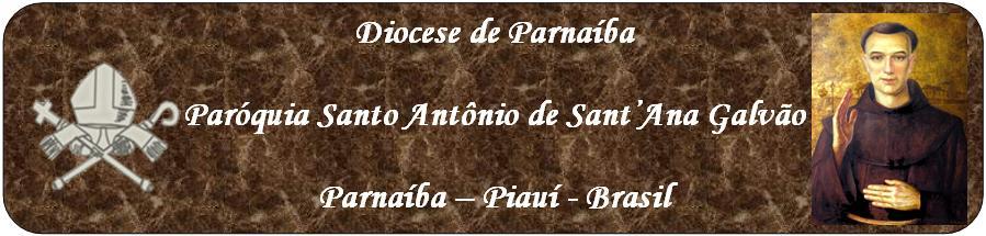 Paróquia Frei Galvão - Parnaíba-PI