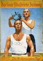 aryans, berlin olympics 1936