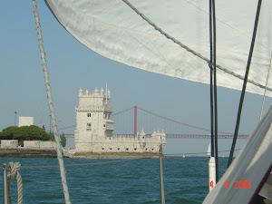 A belíssima Torre de Belém