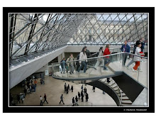Louvre - A parte envidraçada