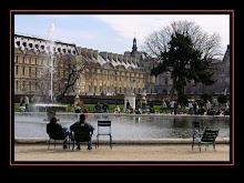 Louvre - Os jardins adjacentes