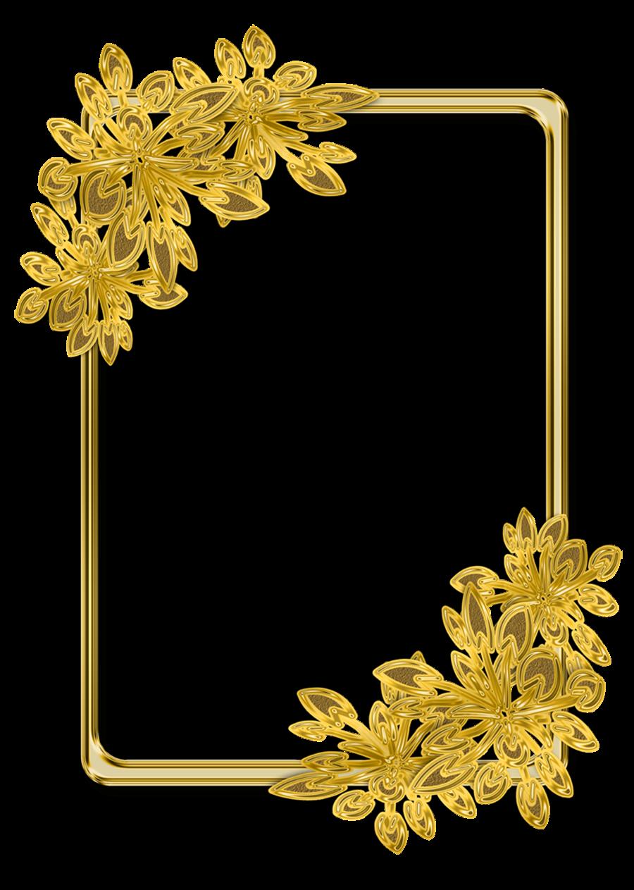 Tesoros marcos dorados - Marcos de fotos dorados ...