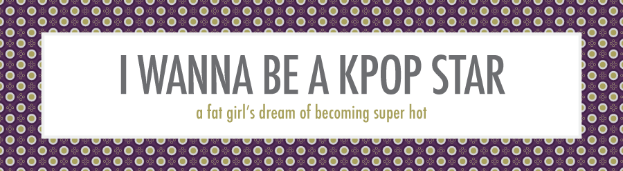 I Wanna Be a Kpop Star