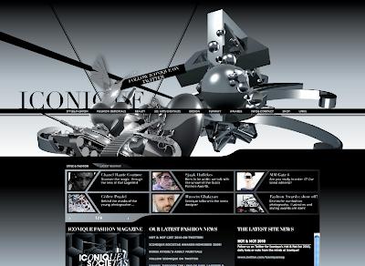 Iconique Fashion Magazine