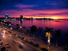Luanda by night