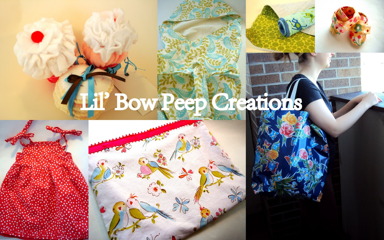 Lil' Bow Peep Creations