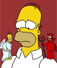 Homer se pregunta qué dirá Pepe R.