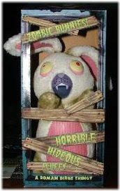 Fluffy, el Conejo de Ultratumba