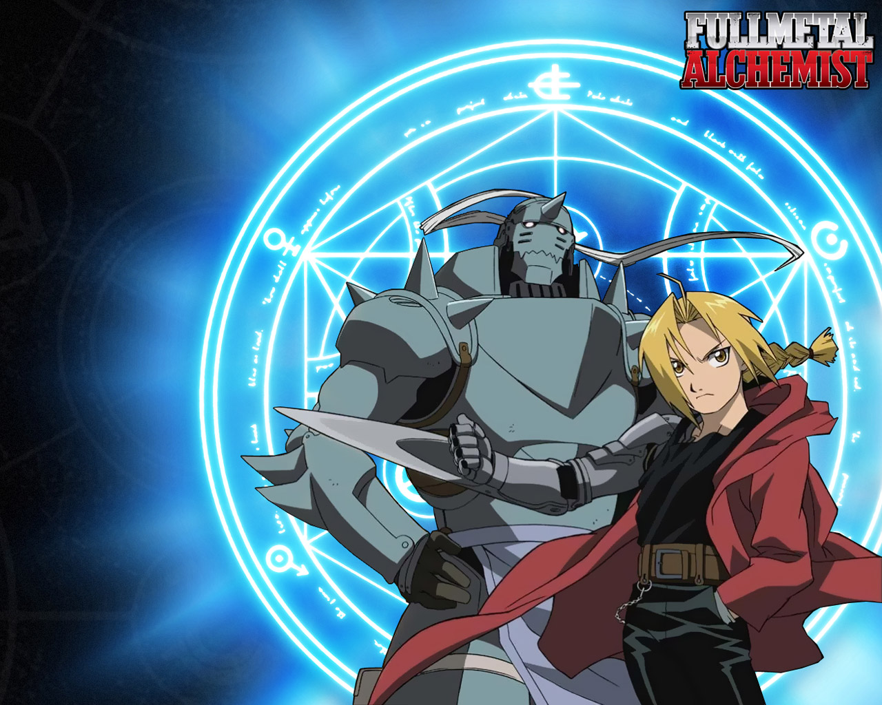 Full Metal Alchemist HD & Widescreen Wallpaper 0.330767439091216