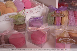 SABONETES MACARONS
