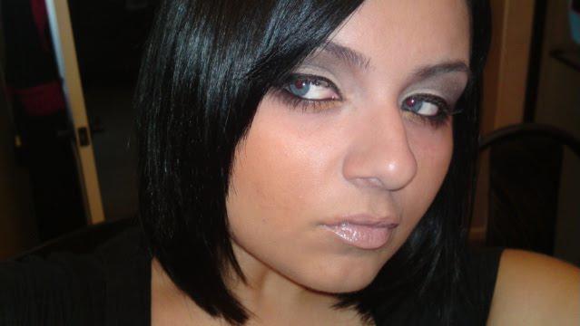 mac makeup techniques. Dramatic using MAC Cosmetics