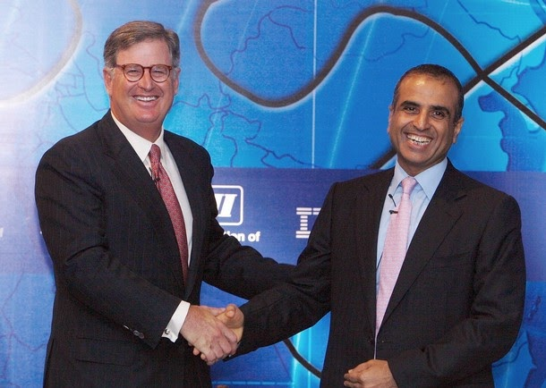 ibm bharti deal Bharti airtel limited  whereas it support is provided by ibm  bharti airtel signed a five-year deal with espn star sports to become the title sponsor of the.