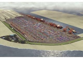 Euromax puerto de Rotterdam