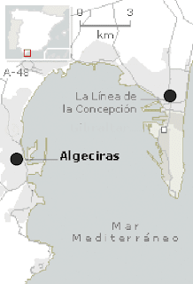Puerto Algeciras-La Línea