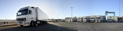 empresas de transporte de Andalucía