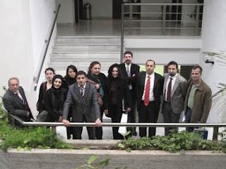 proyecto de partenariado España-Turquía