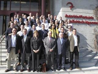 participantes en el 'Curso Bunker en el Negocio Marítimo'