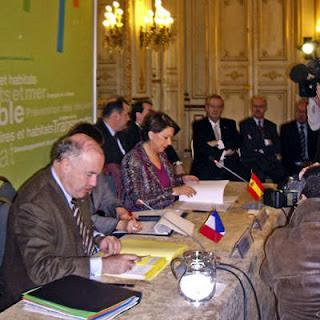 Declaración Común de los proyectos Autopista del Mar Atlántica 27-02-2009