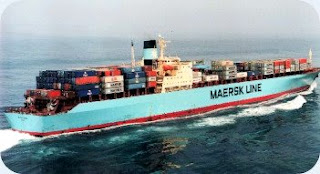 Maersk Nanhai - Danaos