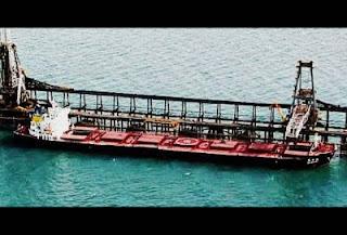 Panamax Bulk Carrier De Xin Hai 2008 - 76.528 dwt. (COSCO Qinghdao)