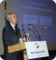 Embajador de España en Grecia, Miguel Fuertes