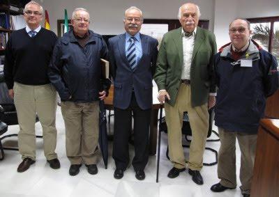 Banco de Alimentos y al Comedor del Carmen de Algeciras
