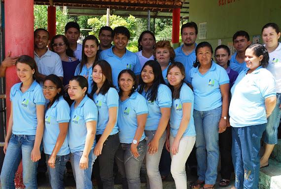 Equipe do Pólo UAB-Meruoca