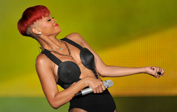 rihanna pics with red hair. rihanna pics with red hair.
