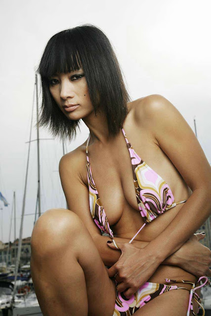 celebrity rehab bai ling. Bai Ling Pics in Bikini is