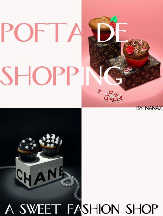 Pofta de Shopping