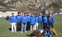 Grup d'Entrenament blanc i blau