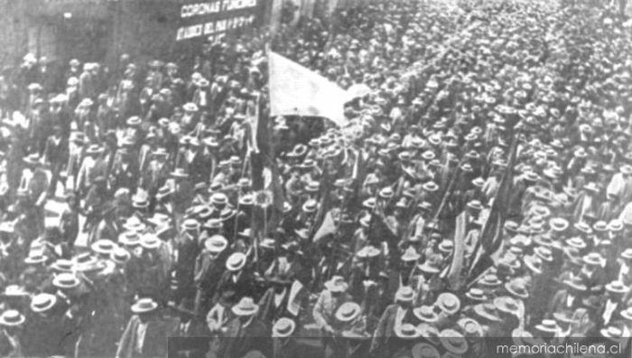 Matanza De La Escuela De Santa Mara De Iquique En 1907 | Share The