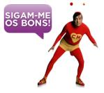 "Siga-Me Os Bons ""Twitter"""
