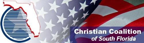 Christian Coalition of South Florida Action Alerts and Events