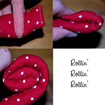 rollinghotpads Hostess Gift Idea: Scented Hot Pad Tutorial