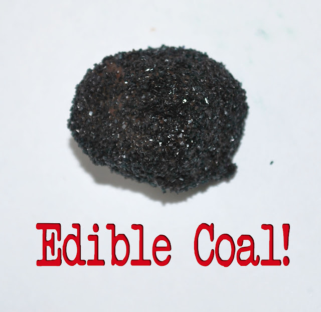 DSC 0251 Perfect Christmas Gift: Edible Coal
