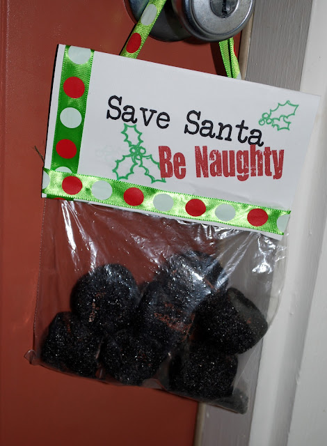 DSC 0317 Perfect Christmas Gift: Edible Coal