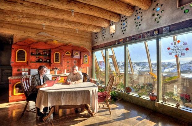 Earthship Floor Plans | Residence House Design Ideas