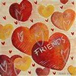 Selo Friends - amizade