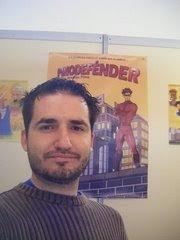 Fotos del Salón Internacional del cómic de Granada 2009