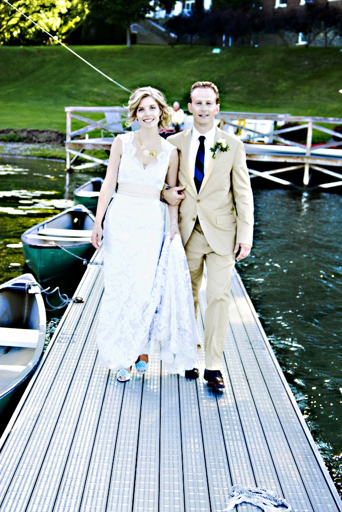 David stevens wedding